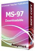 MS-97 Solved Assignment International Business
